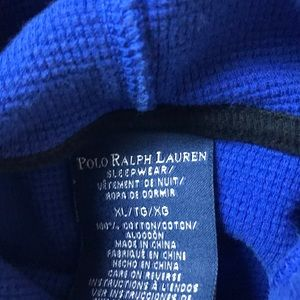 Polo by Ralph Lauren Shirts - Polo Ralph Lauren Thermal Hoodie